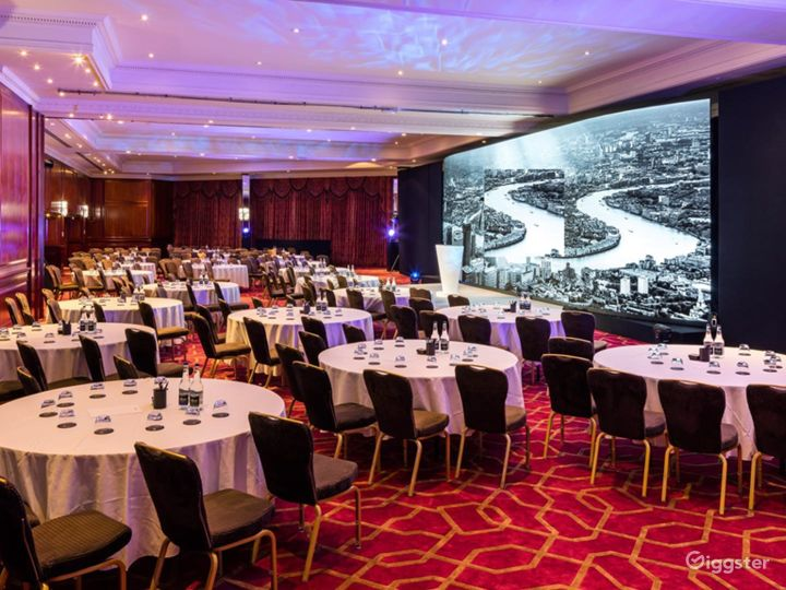 The Classy Commonwealth - East Conference Room in London, Heathrow Photo 4