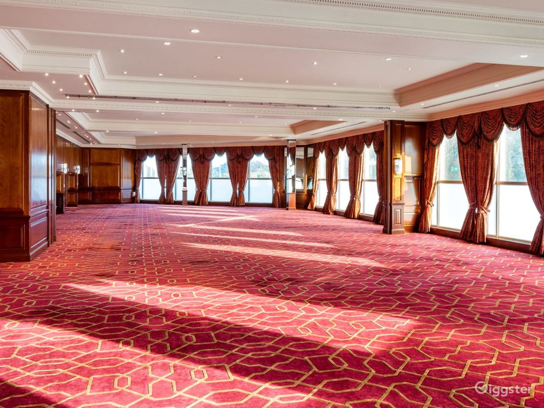 The Classy Commonwealth - East Conference Room in London, Heathrow Photo 1