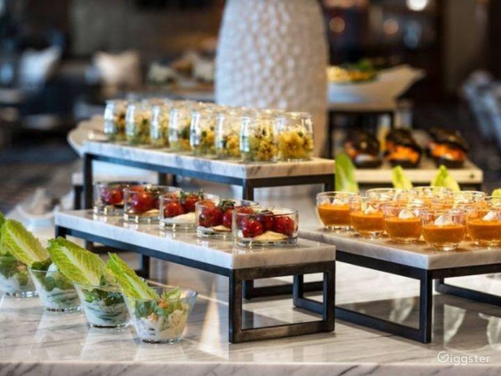 Austere Restaurant in LA Photo 3