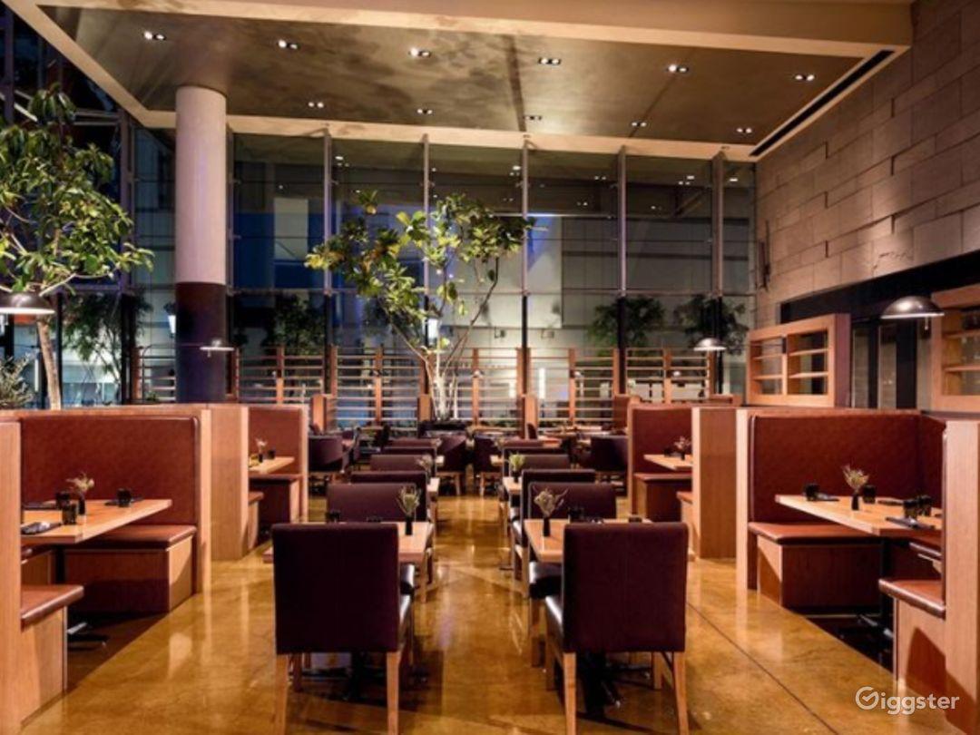Austere Restaurant in LA Photo 1