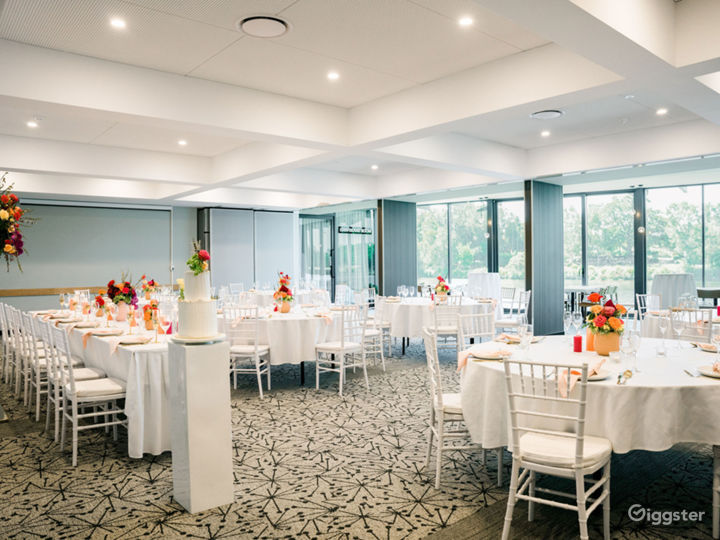 Gorgeous Garden Island Room for Events Photo 5