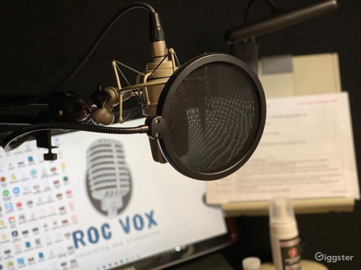 Vox Room Isolation Booth Photo 5