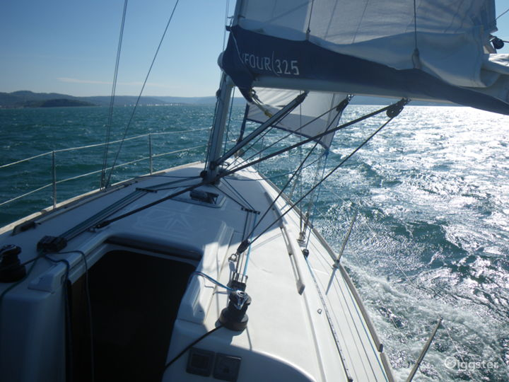 Sailboat with/without captain FOR RENT