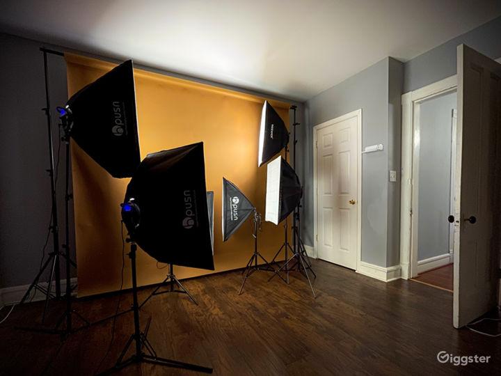 Seamless Cocoa Backdrop  (107 x 36 FT)