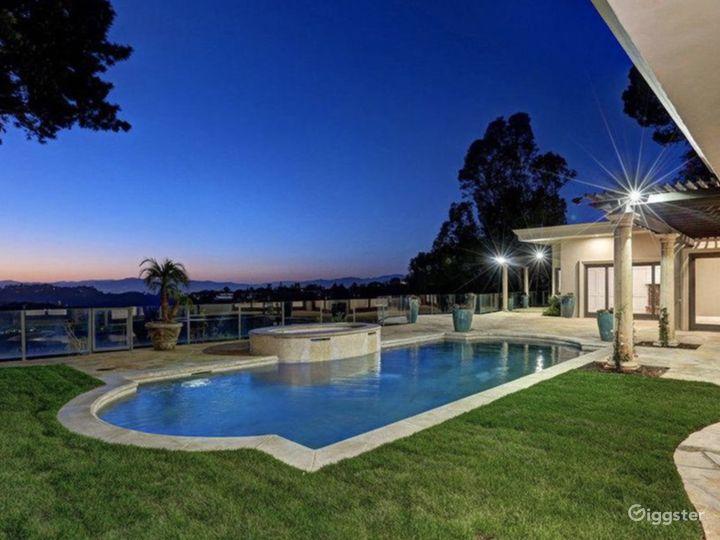 Regency Hillside View Villa