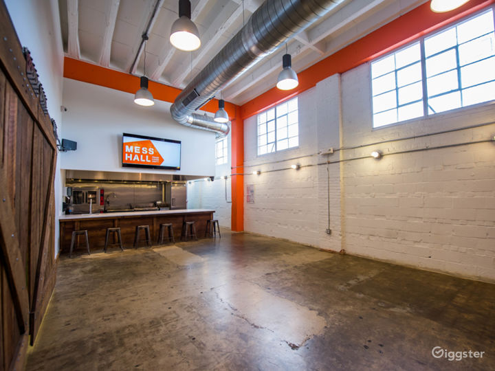 Event Venue and Demonstration Kitchen in Brookland Photo 2