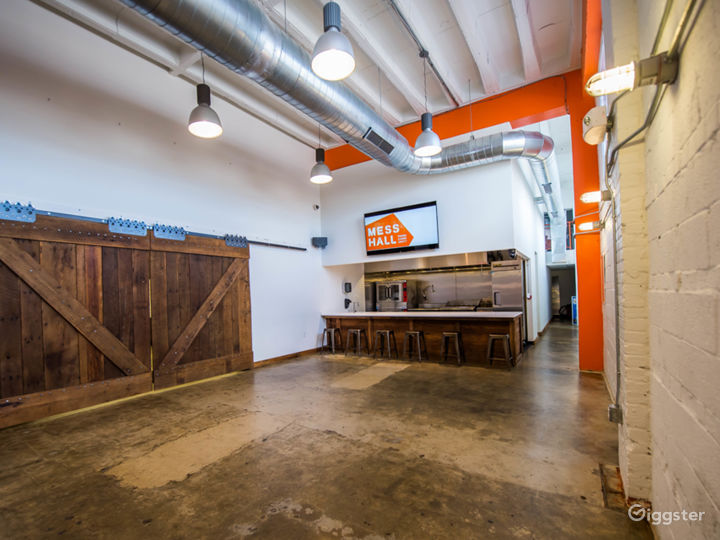 Event Venue and Demonstration Kitchen in Brookland Photo 3
