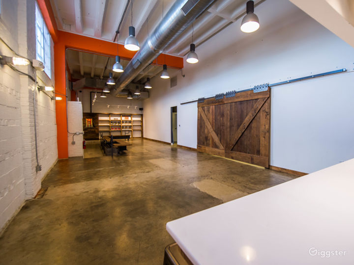 Event Venue and Demonstration Kitchen in Brookland