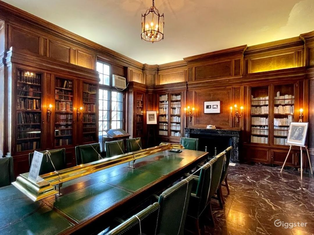 Historic Library  Photo 1