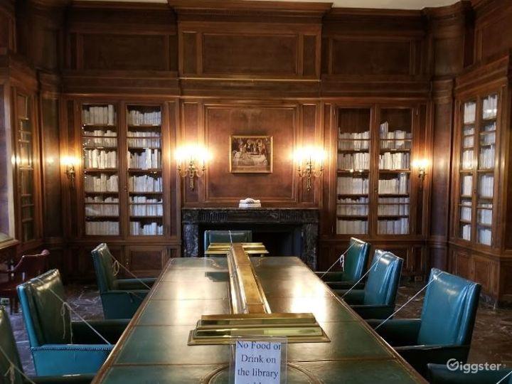 Historic Library  Photo 5