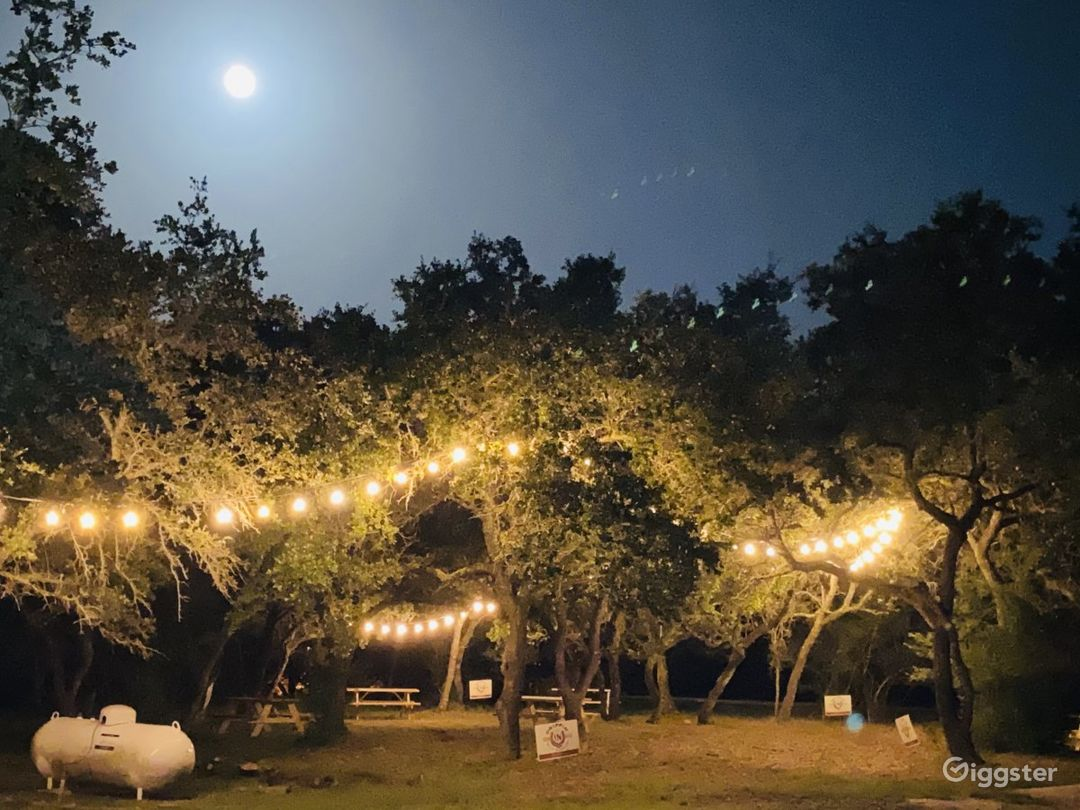 Hub Tree Grove Outdoor Events in Dripping Springs  Photo 1