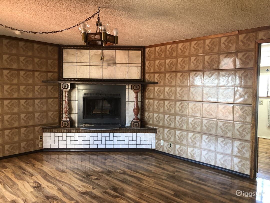70s Wood Paneled Home, Old Stable House- El Sereno Photo 1