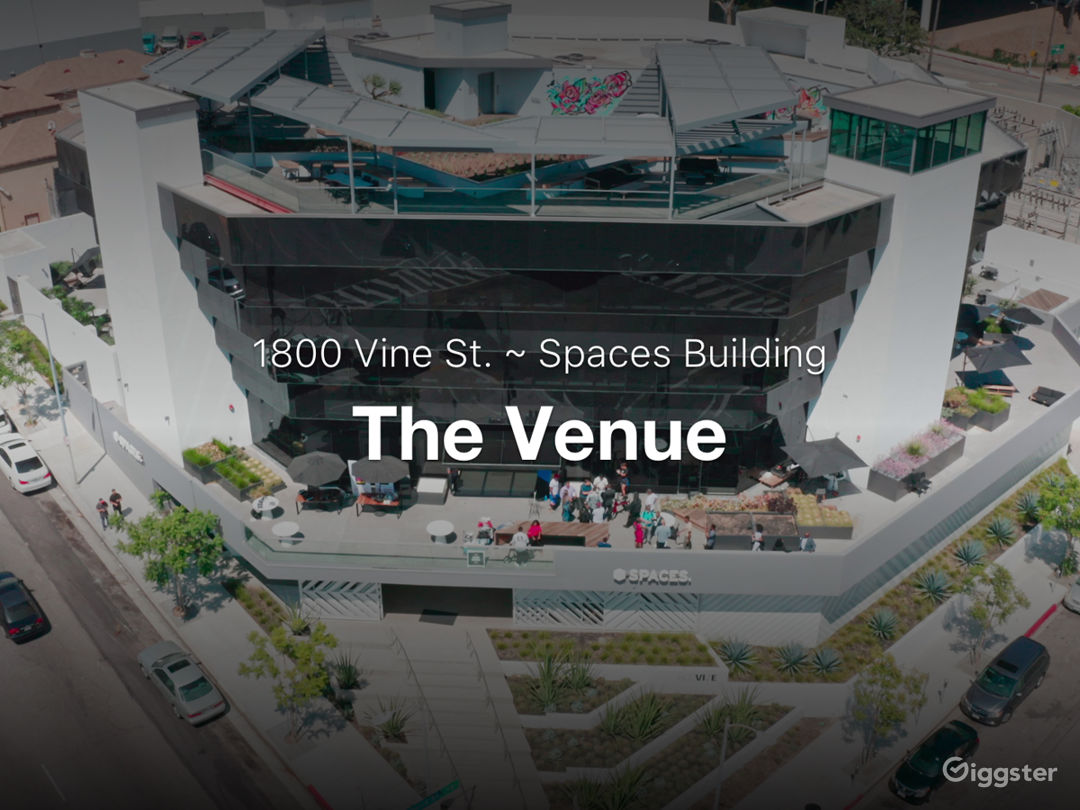 The Venue at 1800 Vine in Hollywood, across from Capitol Records