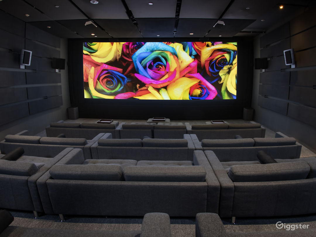 Beautiful 4k visuals with Dolby Atmos sound