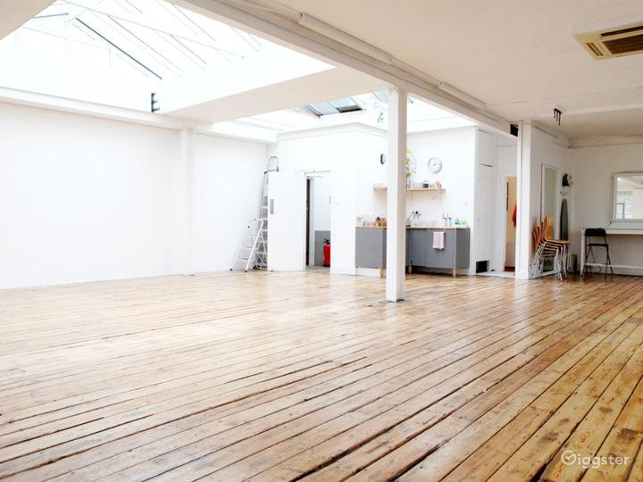 A quiet Photo studio location near Dalston Photo 2