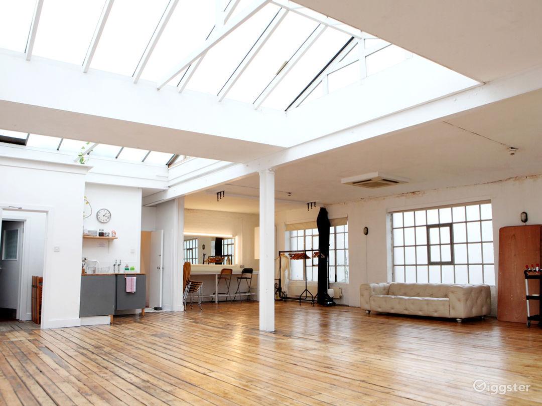 A quiet Photo studio location near Dalston Photo 1