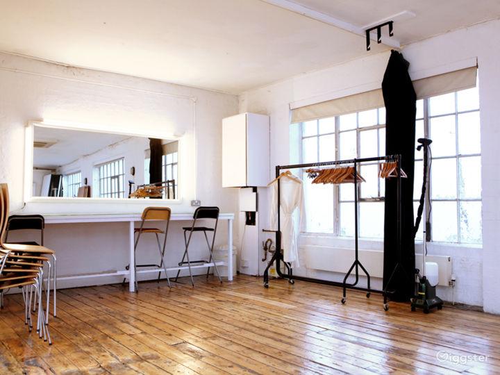 A quiet Photo studio location near Dalston Photo 4