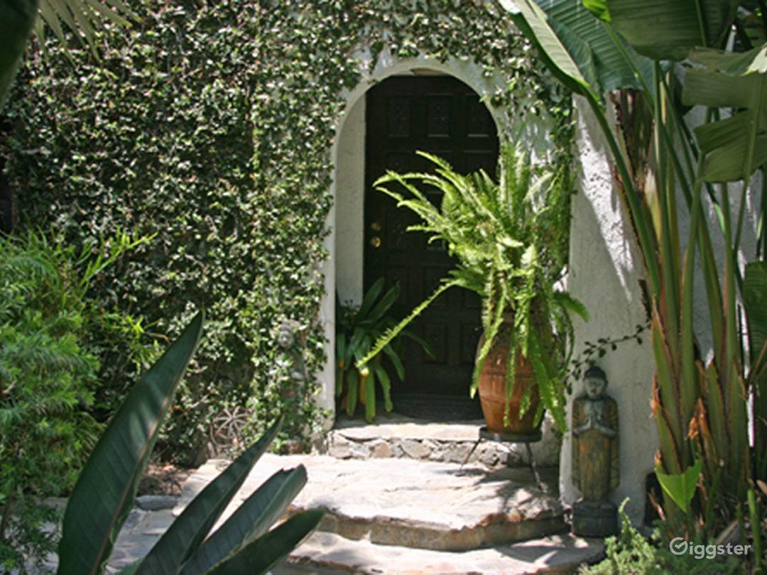 Main House Door