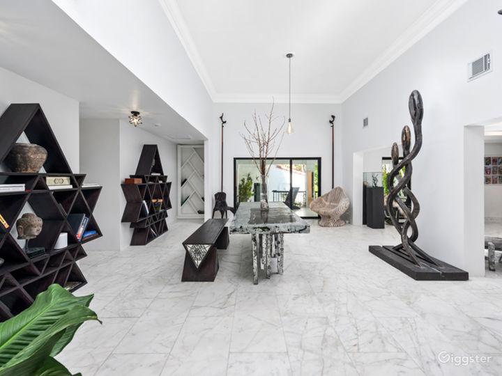 Futurist Design on Miami River