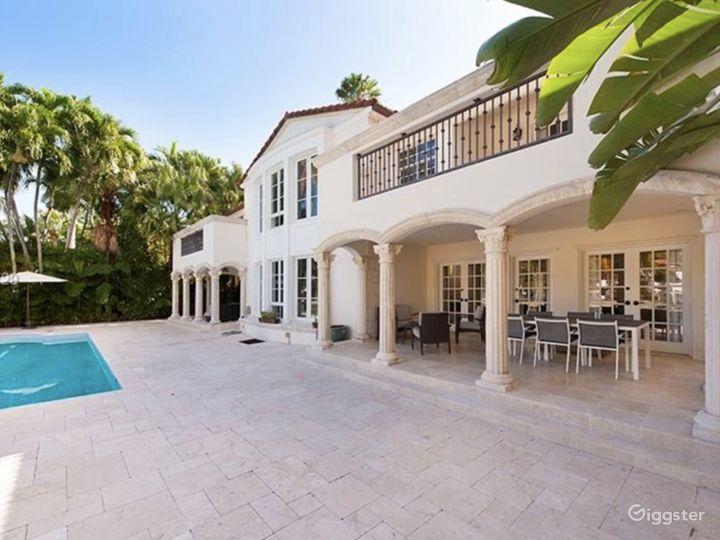 Waterfront Miami Mansion Photo 3