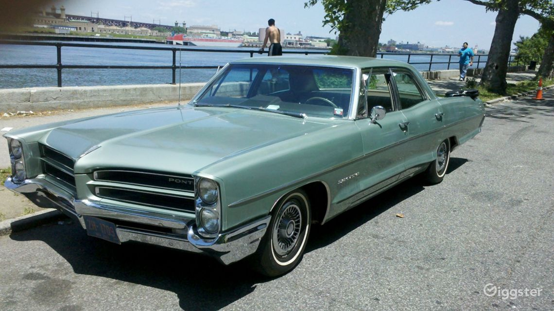 Rent The Cartransportation 1966 Pontiac Starchief For Filming Photo Shooting In New