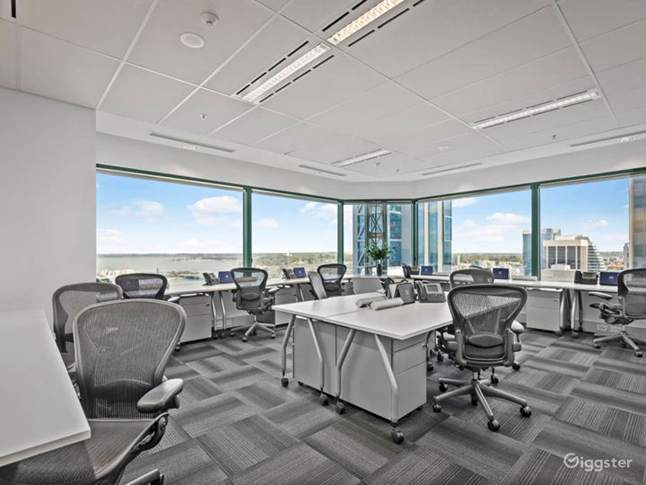 Office Space w/ Contemporary Interiors in Perth Photo 3