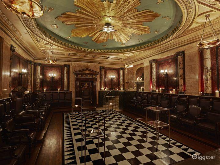 Masonic Temple in London Photo 2