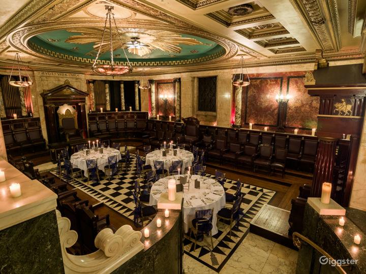 Masonic Temple in London Photo 4