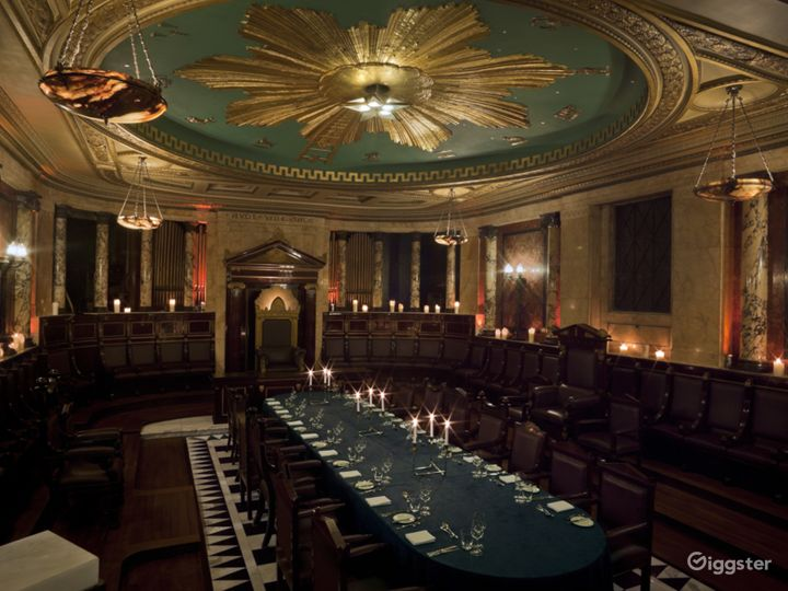 Masonic Temple in London Photo 5