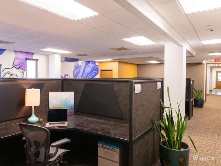 Designated Desks - CoWorking Space Photo 5