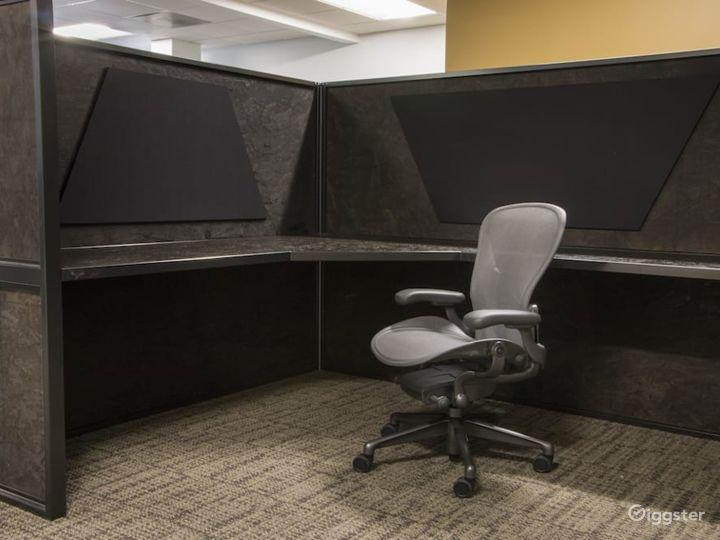 Designated Desks - CoWorking Space Photo 2