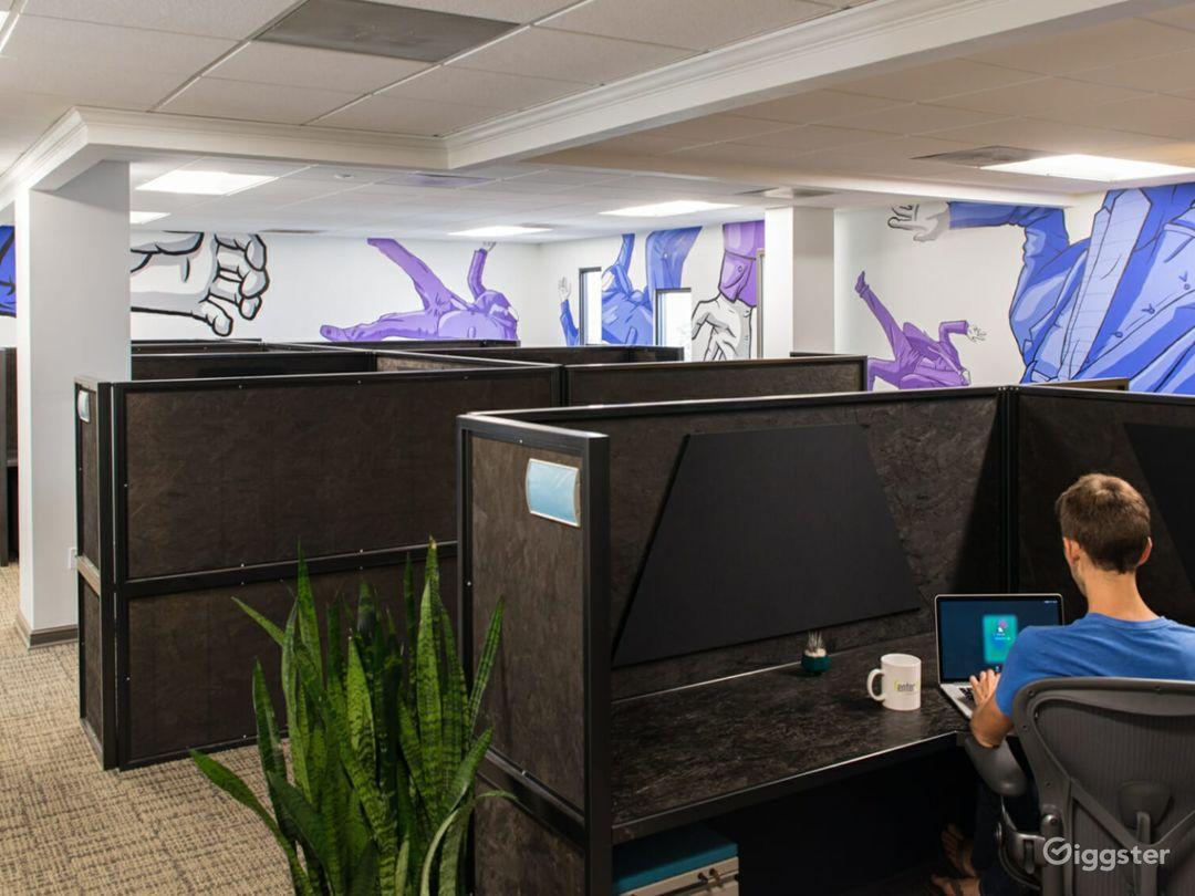Designated Desks - CoWorking Space Photo 1
