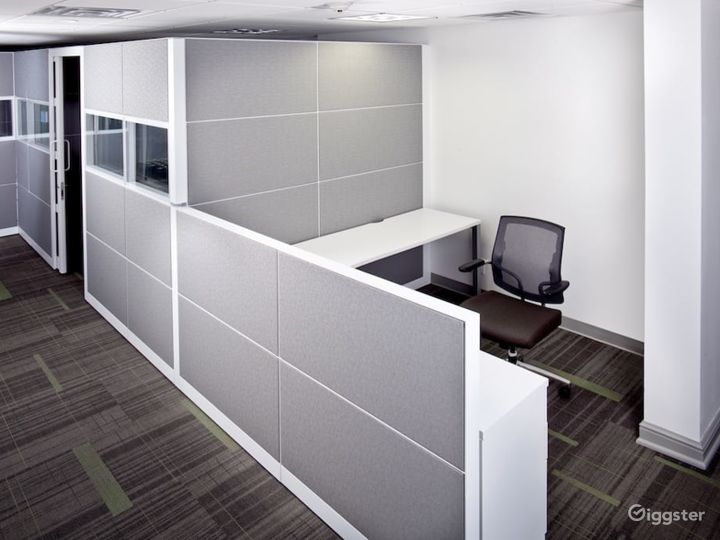 Designated Desks - CoWorking Space Photo 3