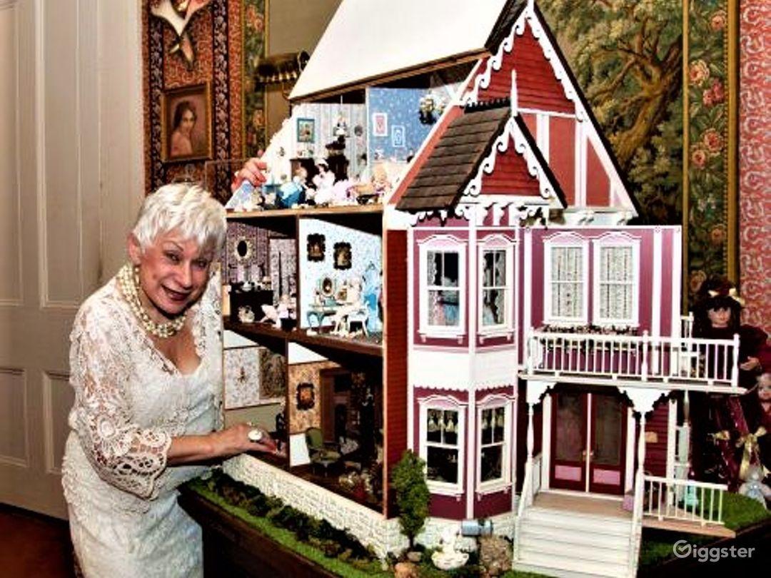 Victorian Dollhouse Museum in Louisiana Photo 1