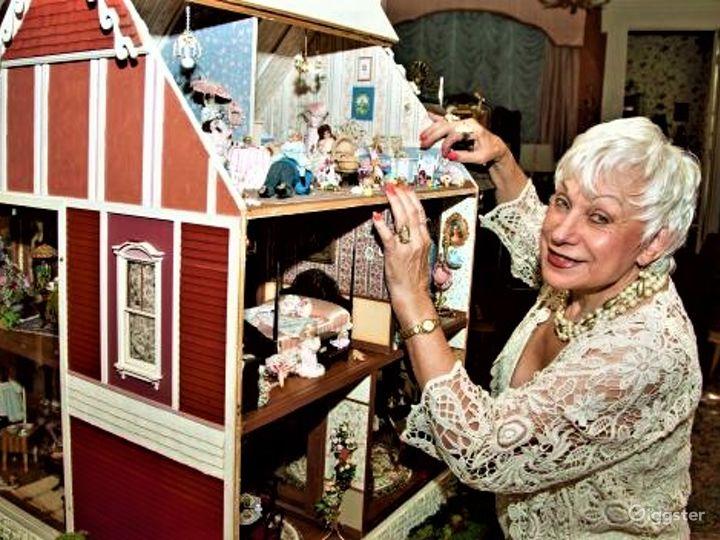 Victorian Dollhouse Museum in Louisiana Photo 4