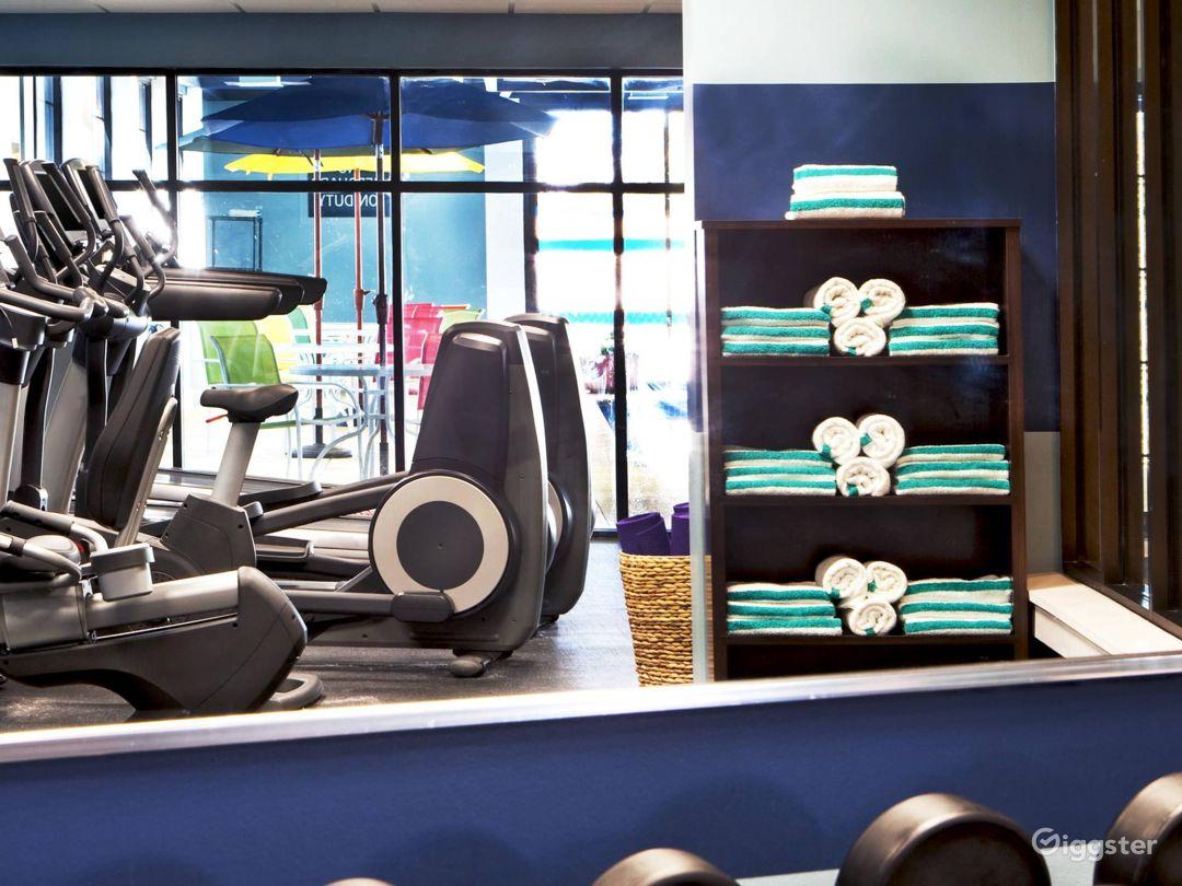 Contemporary Fitness Center in Kalamazoo Photo 1