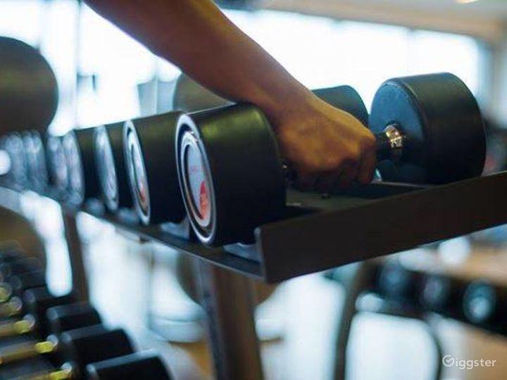 Contemporary Fitness Center in Kalamazoo Photo 3