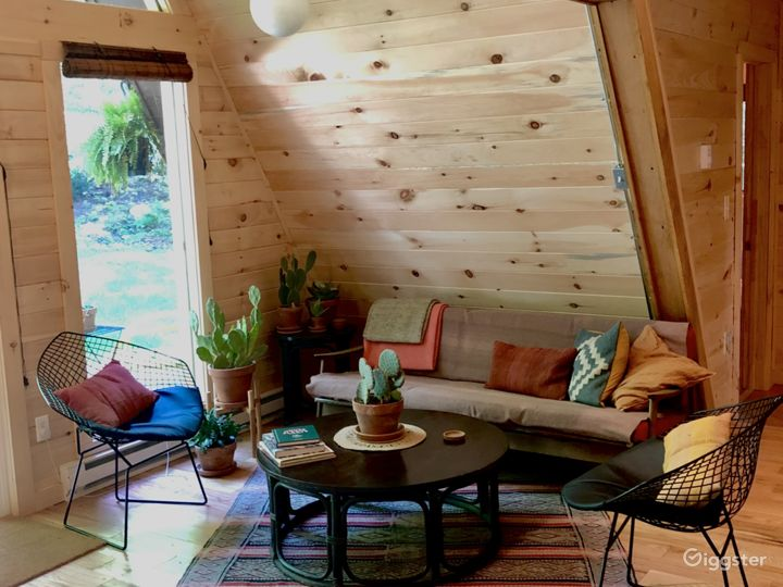 A Frame Cabin: Location 5242 Photo 4