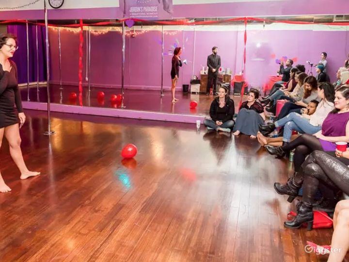 Beautiful Dance Loft