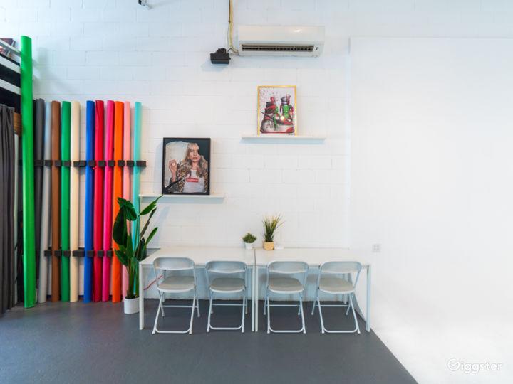 Desks/workspace