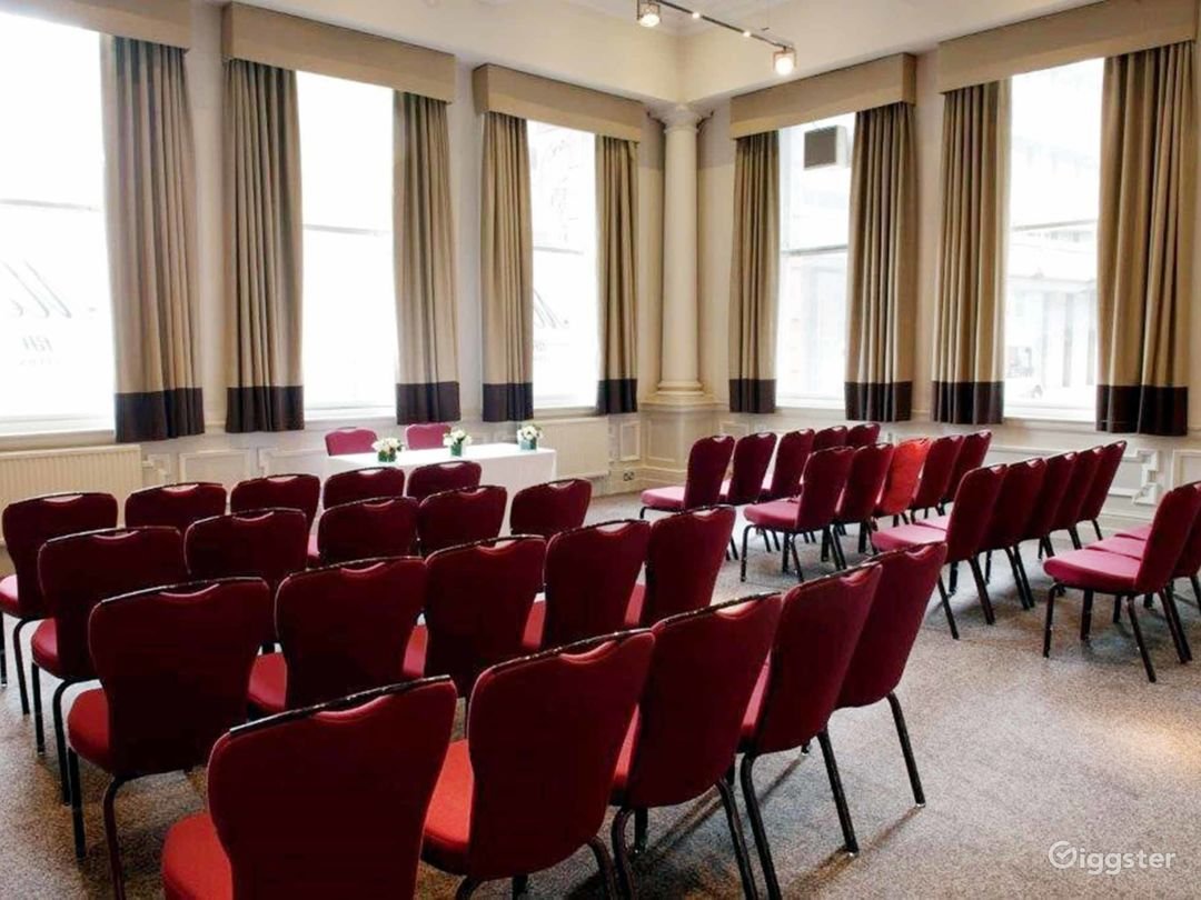 Bright Event Space in Leeds Photo 1