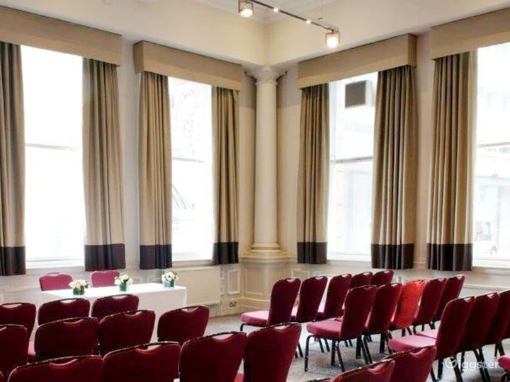 Bright Event Space in Leeds Photo 2