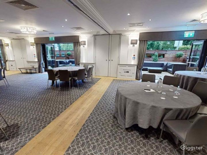 Functional Event Space for up to 210 people in Oxford Photo 5