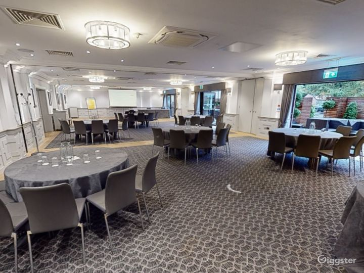 Functional Event Space for up to 210 people in Oxford Photo 4