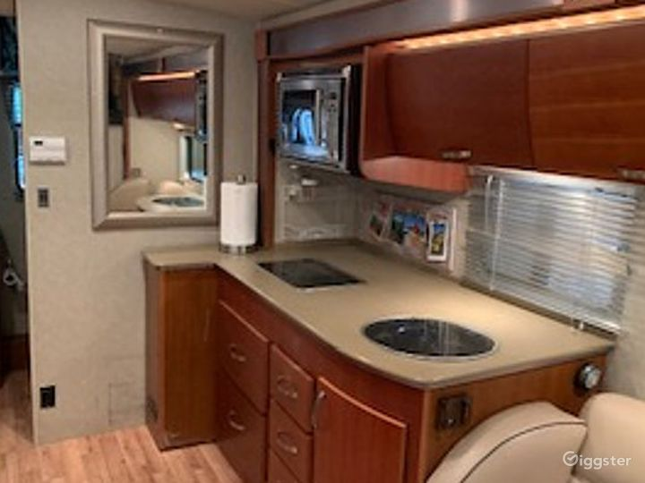 Unmatched and Relaxing 24sq ft 2010 Fleetwood Pulse Recreational Vehicle Photo 4