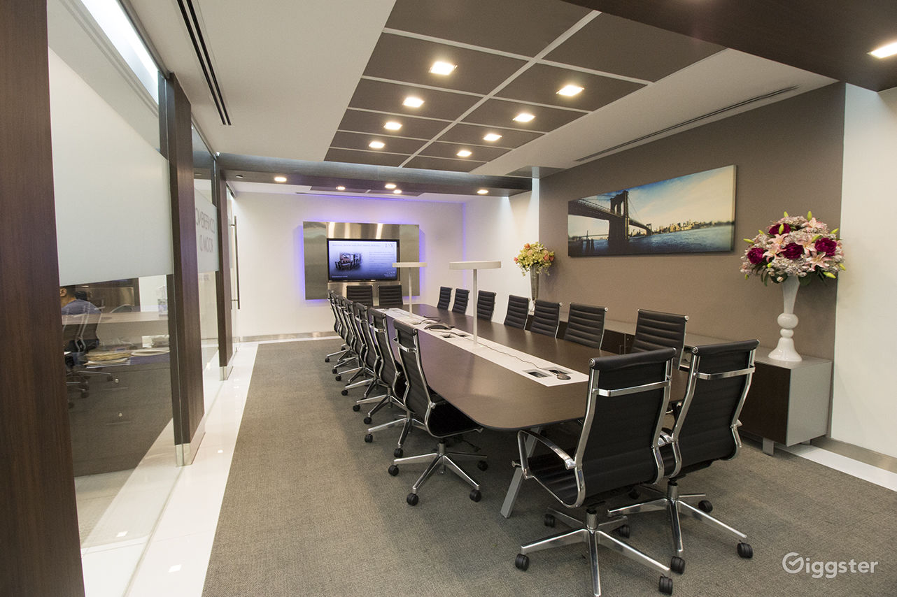Spacious New Modern Conference Room  Photo 1