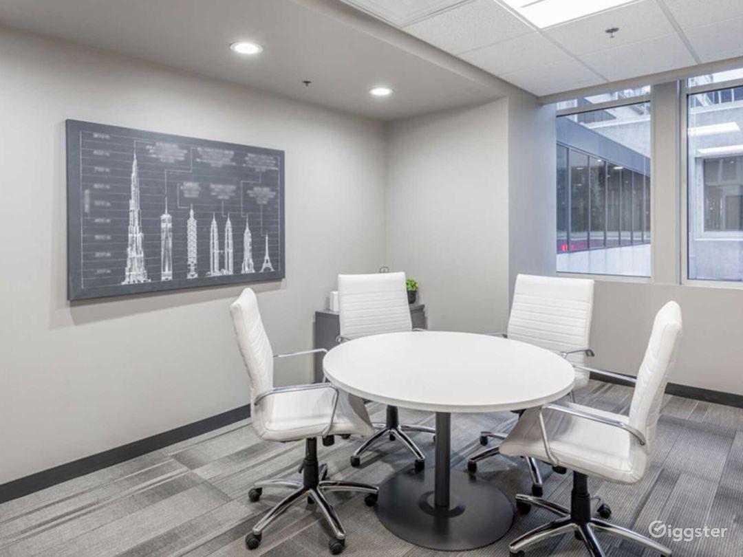 Small Meeting Room in Spokane Photo 1