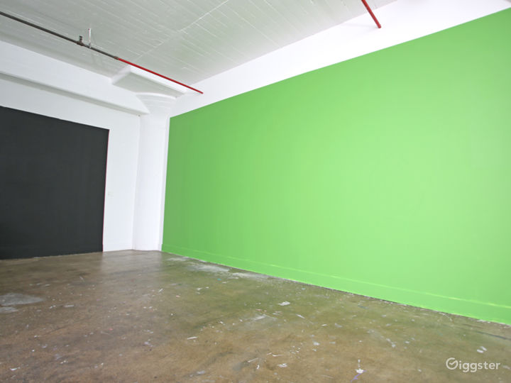 Large Professional Studio with Natural Light Photo 5