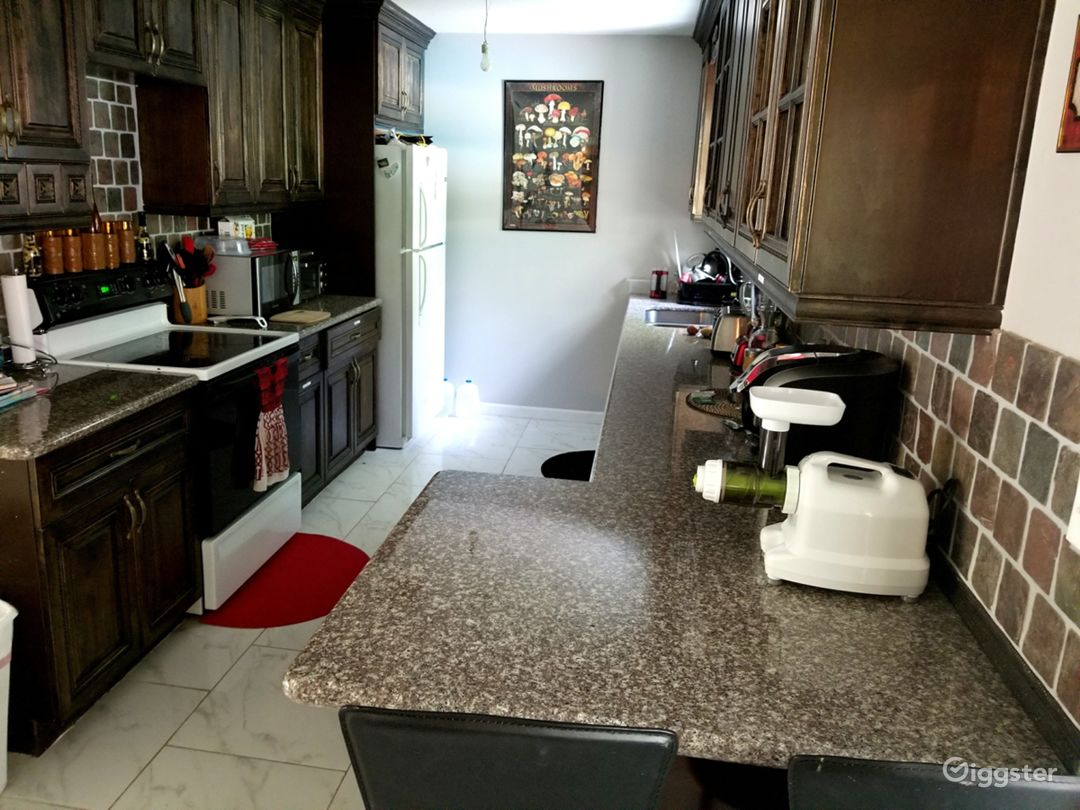 Great Kitchen Available upon Request