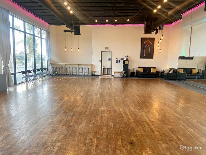 Upstairs Studio 2